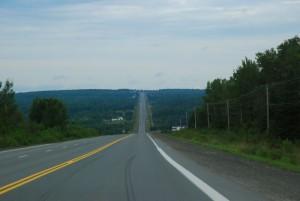 300 km de foret